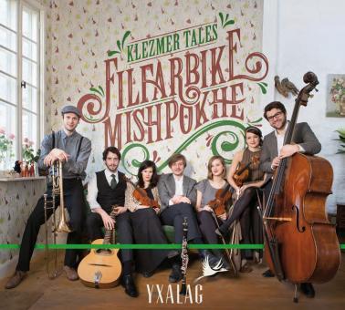 KLEZMER TALES - FILFARBIKE MISHPOKHE