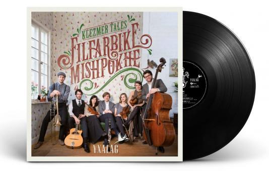 KLEZMER TALES - FILFARBIKE MISHPOKHE, LP-Vinyl, inkl. Download-Code